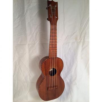 Custom Jonah Kumalae Style 3 Koa Soprano Ukulele 1918