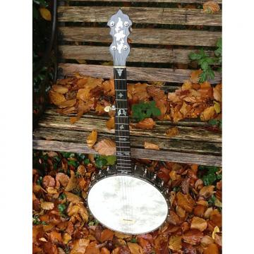 Custom Stratton & Handley by Fairbanks & Cole 5 String Banjo 1895