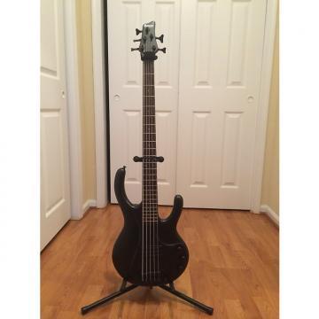 Custom Rare! Ibanez Ergodyne EDC 715 Metallic Black