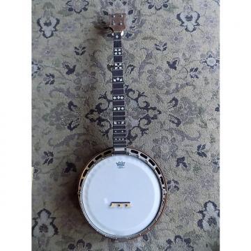 Custom Vintage  5 String Banjo 30s-50s Natural