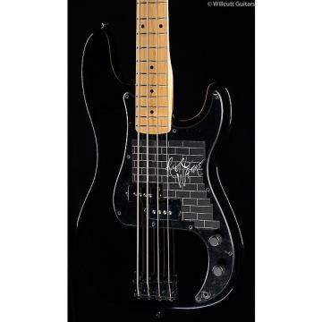 Custom Fender Roger Waters Precision Bass Black (216)
