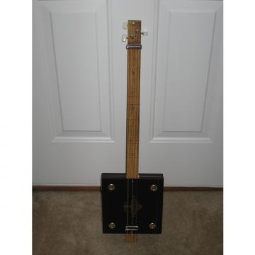 Custom LJK Cigar Box Guitar #277