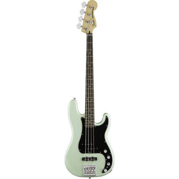 Custom Fender Deluxe Active Precision Bass Special Surf Pearl 4-string Electric Bass w/ Case