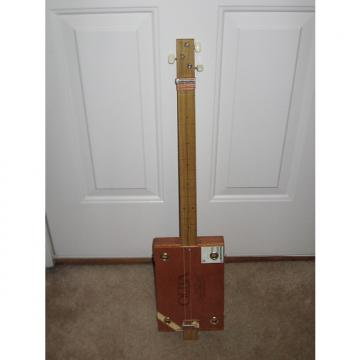 Custom LJK Cigar Box Guitar #270