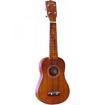 Custom Ukulele soprano natural finish by Falcon FL10UK