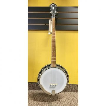 Custom Saga SS-3 Resonator Banjo late 70's Mahogany Resonator
