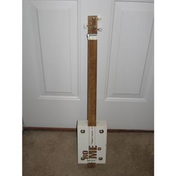 Custom LJK Cigar Box Guitar #239
