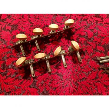 Custom Vintage Mandolin Tuners (Early 1900s)