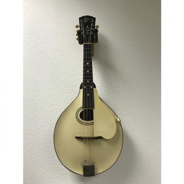 Custom Gibson A3 Mandolin 1920 Ivory