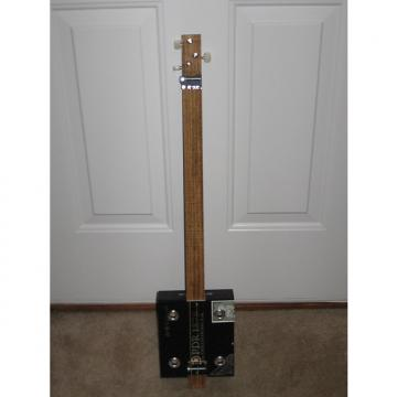 Custom LJK Cigar Box Guitar #214