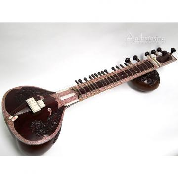 Custom Ultra Professional Sitar by Sardar & Bros - BLEMISHED