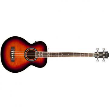 Custom Fender T-Bucket Bass E Sunburst Acoustic Bass Guitar