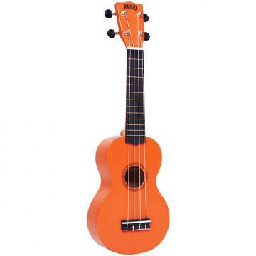 Custom Mahalo MR1OR Ukulele Orange