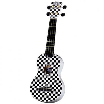 Custom Mahalo Art Series U60RA Racing Soprano Ukulele
