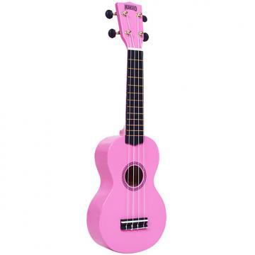Custom Mahalo MR1PK Ukulele Pink