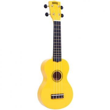 Custom Mahalo MR1YW Ukulele Yellow