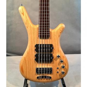 Custom Warwick GPS Corvette $$ 5-String Electric Bass