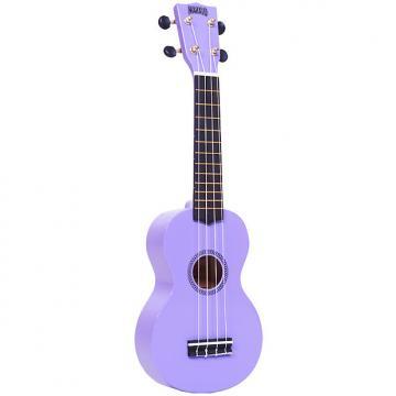 Custom Mahalo MR1PP Ukulele Purple