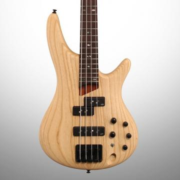 Custom Ibanez SR650 Electric Bass, Natural Flat