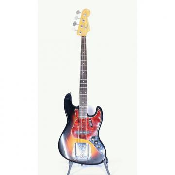 Custom Fender  Jazz Bass 1963 2 Color Sunburst