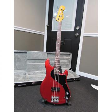Custom Fender Dimension Bass 2013 Red
