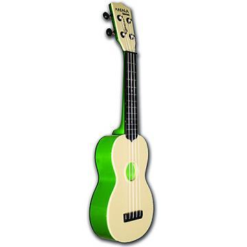 Custom Makala Waterman Translucent Green