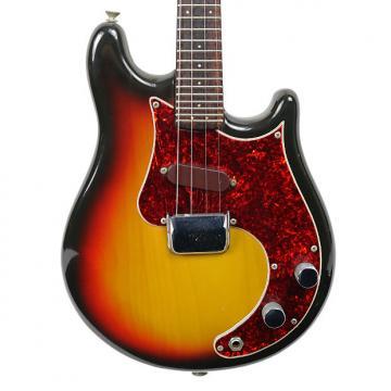 Custom Vintage 1970?ÇÖs Fender Mandocaster Electric Mandolin Sunburst Finish
