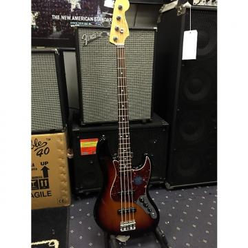 Custom Fender American Standard Jazz Bass 2012 3 Tone Sunburst