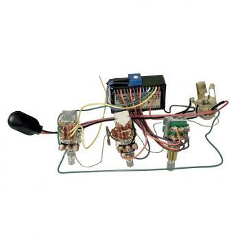 Custom Bartolini 2.4AP Compact Preamp 1-Pickup 3-Knob 3-Band Vol P/P A/P - Mid P/P - Treb/Bass Stack