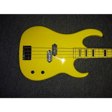 Custom Dean Custom Zone - Yellow 2016 Neon yellow