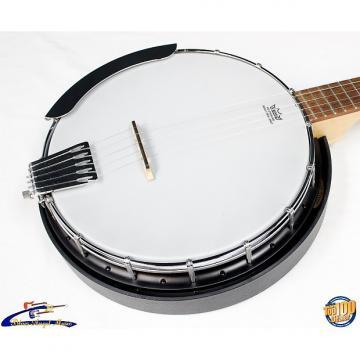 Custom Gold Tone AC-5 Composite Resonator 5-String Banjo w/ Gig Bag, B-Stock! #37561