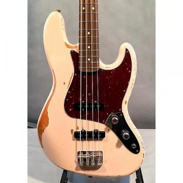 Custom Fender Flea Signature Road Worn Jazz Electric Bass