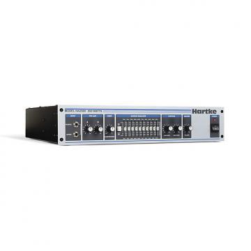 Custom Hartke HA2500 250 Watt Bass Amp & EQ & Comp