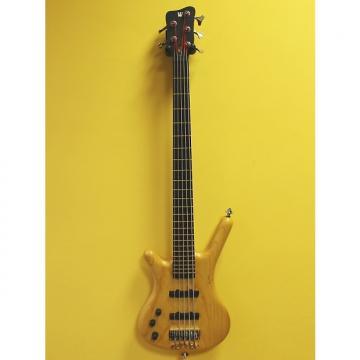 Custom Warwick Corvette Left hand 5-String Electric Bass Guitar