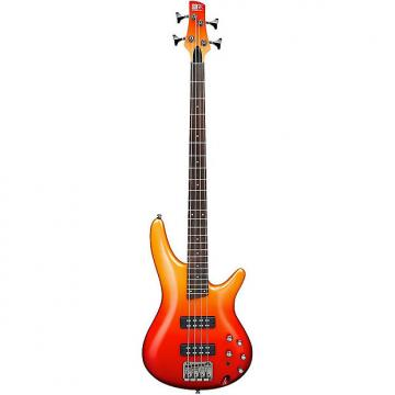 Custom Ibanez  SR300E Autumn Fade Metallic 4-string Electric Bass