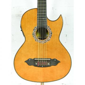 Custom Lucida LG-BQ1-E Acoustic-Electric Bajo Quinto