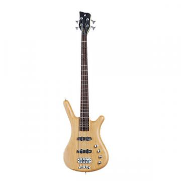Custom Warwick Rockbass Corvette Basic Active RW Electric Bass Natural Trans Satin - 1504039005CAALDAWW
