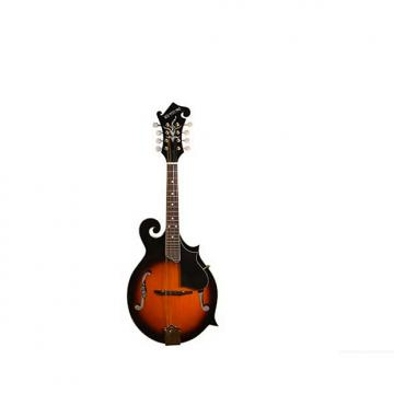 Custom F-Style Flinthill Mandolin Solid Spruce Top, Mahogany Sides and Back, Rosewood Bridg model: #FHM-75