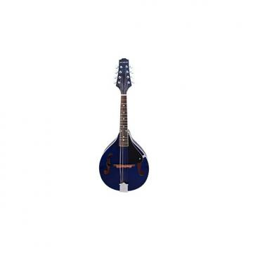 Custom Stadium A-Style Mandolin (Blue) model: #M-1