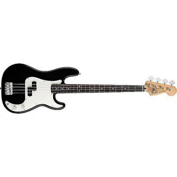 Custom Fender Standard Precision Bass Guitar Rosewood Fretboard Black