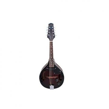 Custom Stadium Electric Mandolin A Style with Sound Holes, Coil Pickup,Volume,  model: #M-5