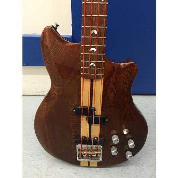 Custom El Degas Alembic Bass Style 1977 Natural