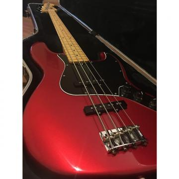 Custom Fender American Standard Jazz Bass 2003 Candy Apple Red