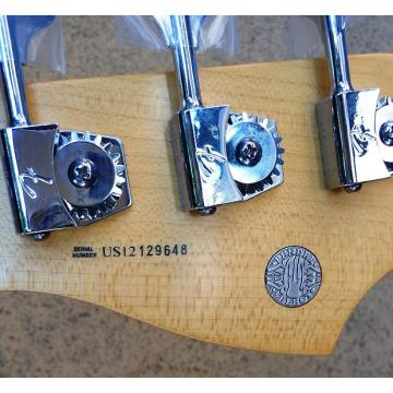 Custom American Select PBass Precision Bass Flame Maple Top Portland Oregon NOS