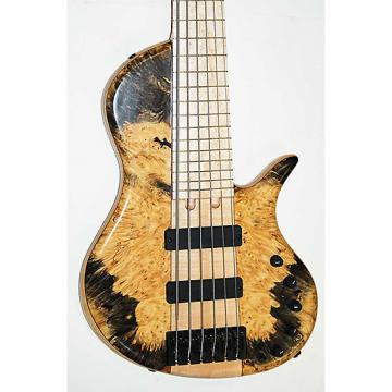 Custom Elrick Single Cut 6 Buckeye Burl