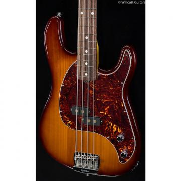 Custom Ernie Ball Music Man Cutlass Bass Heritage Tobacco Burst (076)