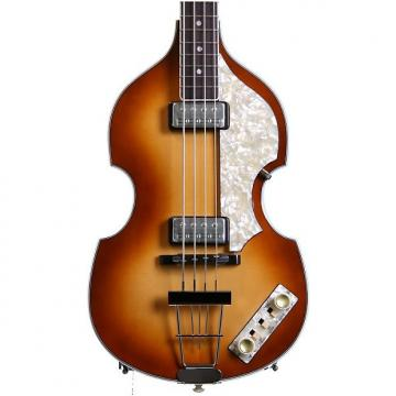 Custom Hofner Vintage '64 Violin Bass - Sunburst
