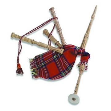 Custom Trophy Junior Bagpipes - Kids Bagpipe