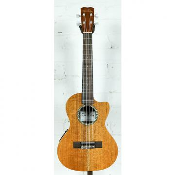 Custom Cordoba 20TM-CE Tenor Cutaway Acoustic-Electric Ukulele w/ Gig Bag