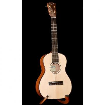 Custom Pono MTD-SP Solid Spruce Top Solid Mahogany Back and Sides Tenor Ukulele